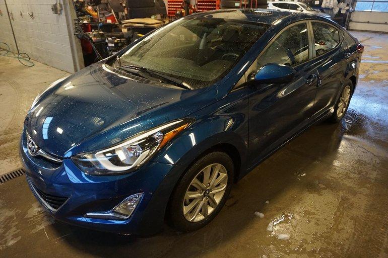 2016 Hyundai Elantra SE-TOIT-BLUETOOTH-MAG-COMME NEUF