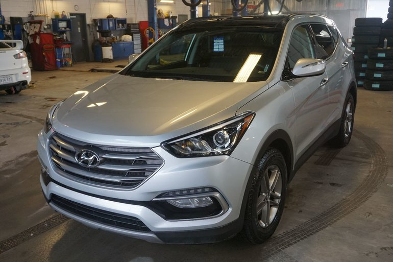2017 Hyundai Santa Fe Sport SPORT-AWD-CUIR-TOIT PANO