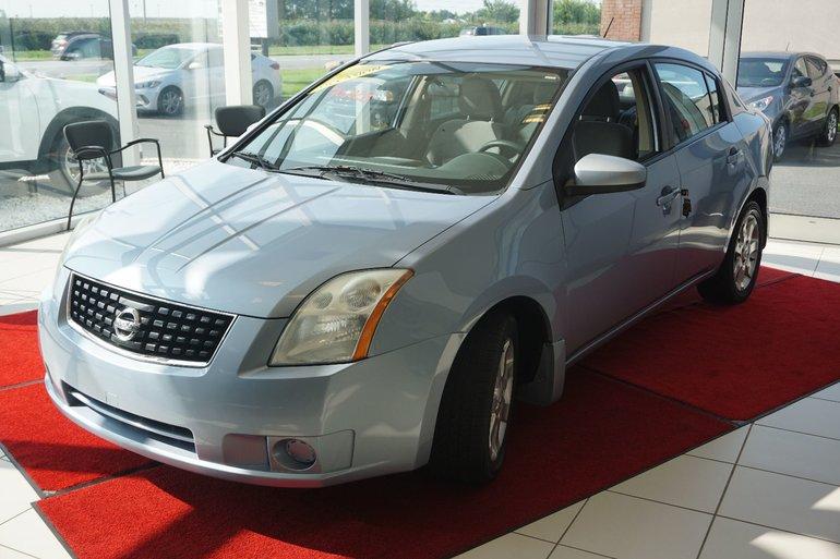 Nissan Sentra AUTO A/C GR.ELEC 2009