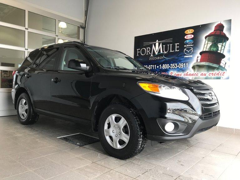 Hyundai Santa Fe GL, AWD 2012