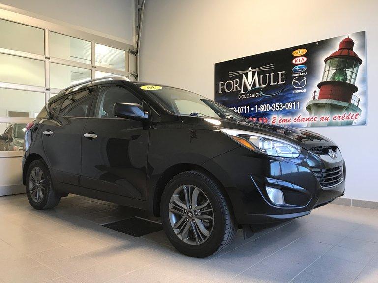 Hyundai Tucson GLS, AWD 2015
