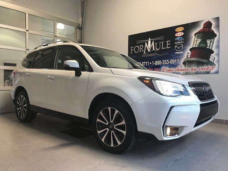 Subaru Forester XT Limited, TURBO 2017