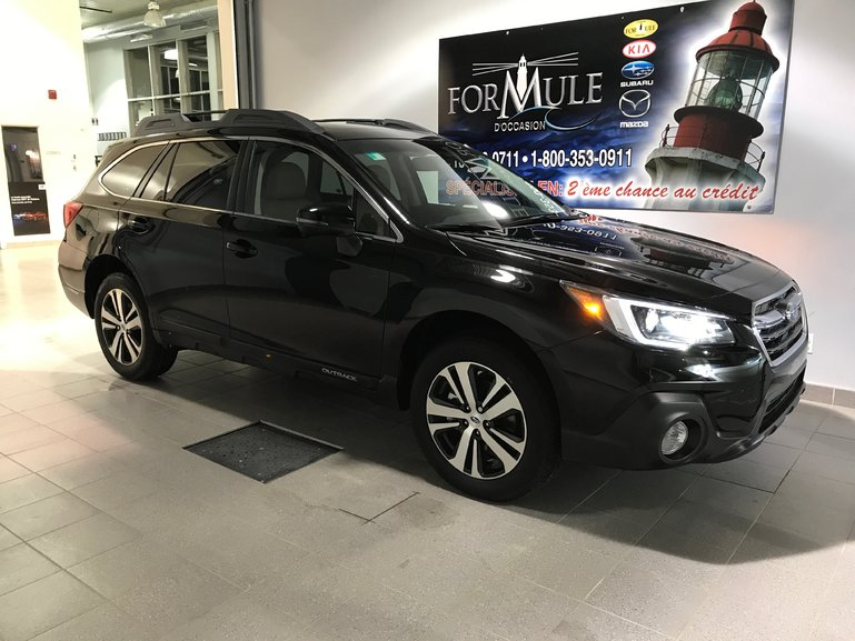 Subaru Outback LIMITED 3.6R 2018