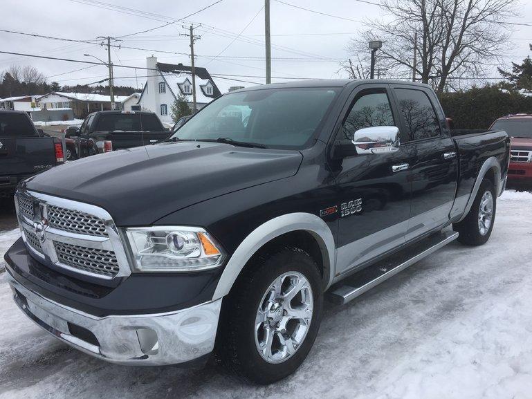 Ram 1500 Laramie eco diesel 2014