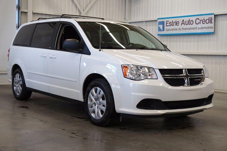 2014 Dodge Grand Caravan SXT Stow'n Go