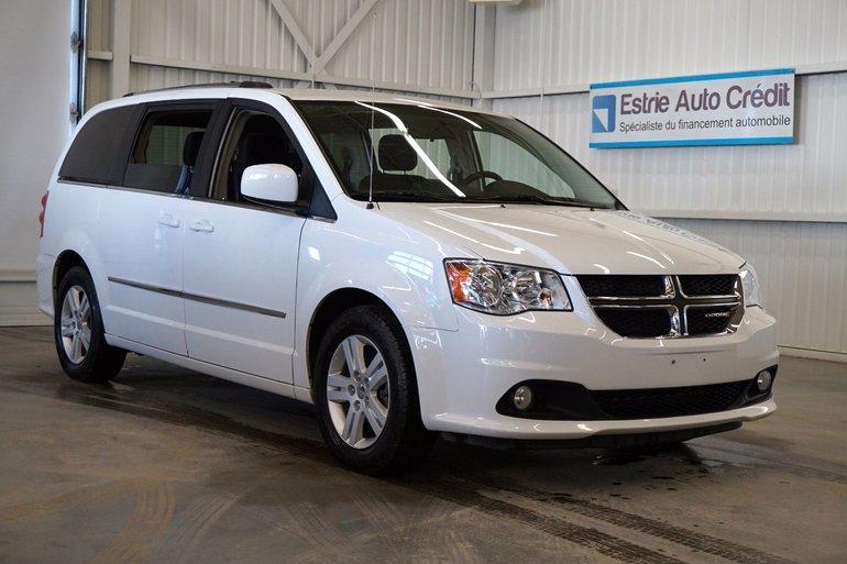 2016 Dodge Grand Caravan Crew Stow'n Go