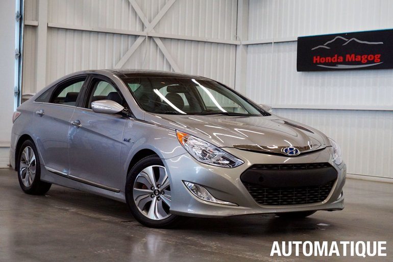 Hyundai Sonata Hybrid Hybride limited 2013