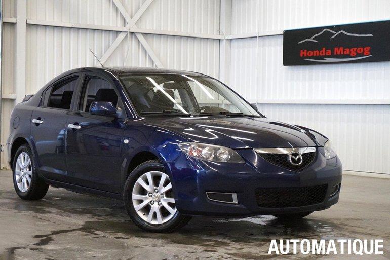 2008 Mazda 3 GS