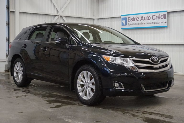 Toyota Venza LE (cuir) 2013