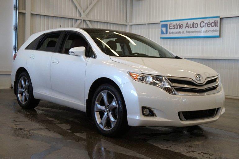2016 Toyota Venza XLE AWD (caméra-toit pano-cuir-navi)