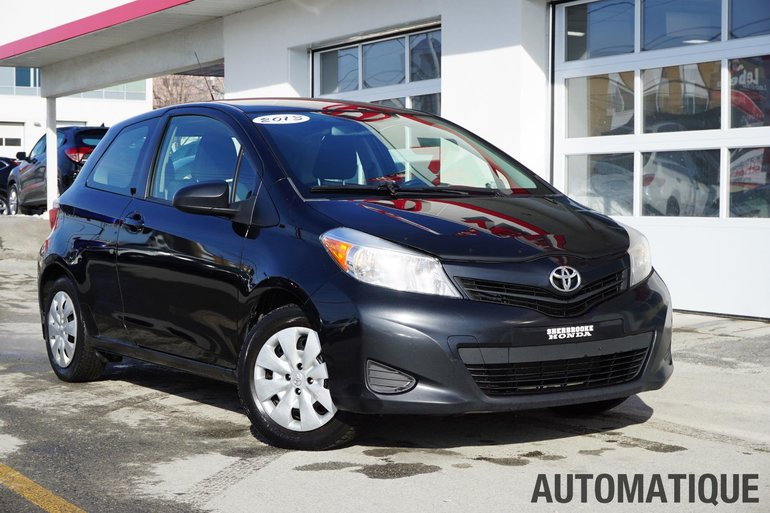 Toyota Yaris CE 2013