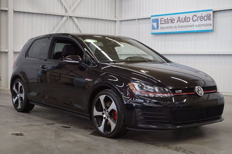 Volkswagen Golf GTI (caméra-toit-navi) 2016