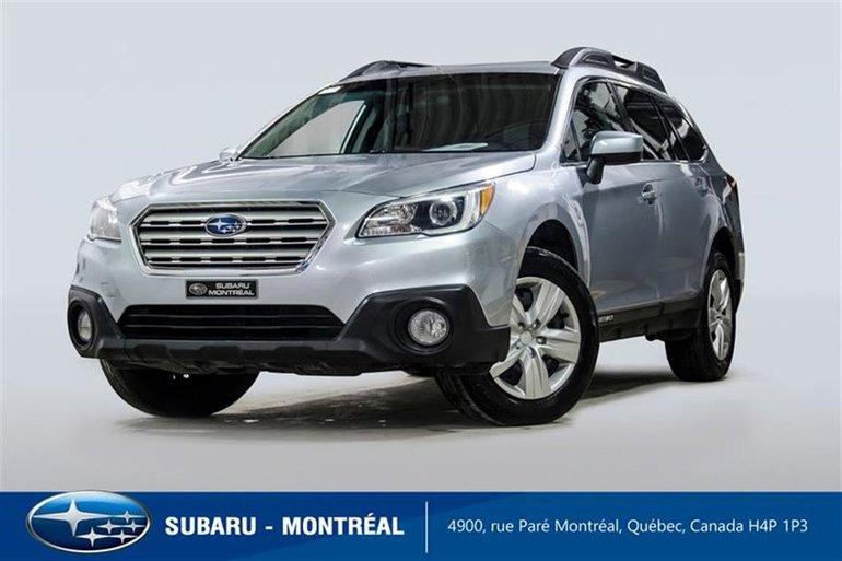 Subaru Outback 2.5i 2015
