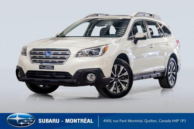 Subaru Outback 3.6R Limited Eyesight 2016