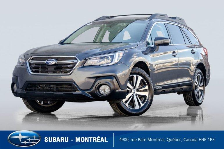Subaru Outback Limited Eyesight 2019
