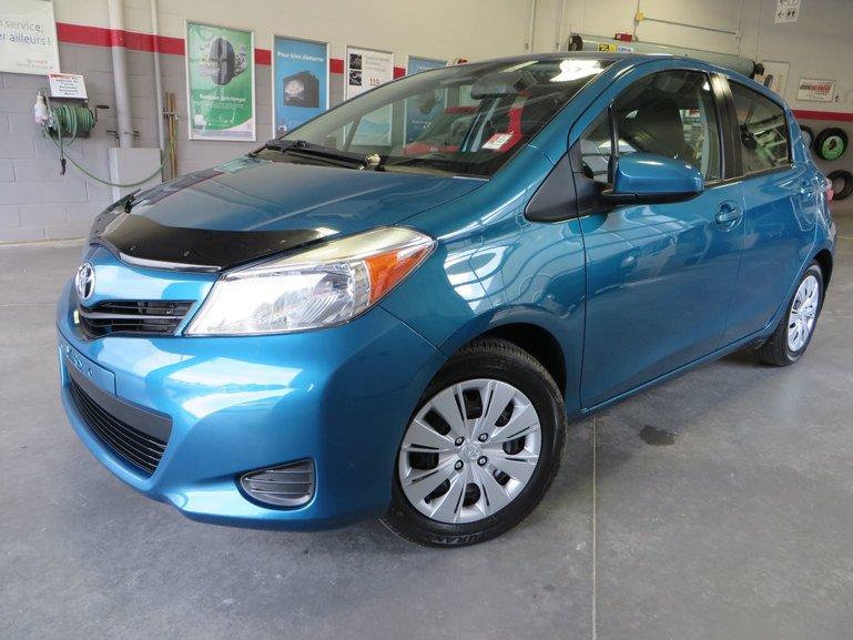 Toyota Yaris LE Gr:A *AUTOMATIQUE* 2014