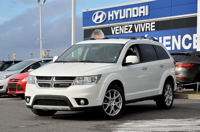 Dodge Journey R/T AWD CUIR 7 PASSAGERS 2016