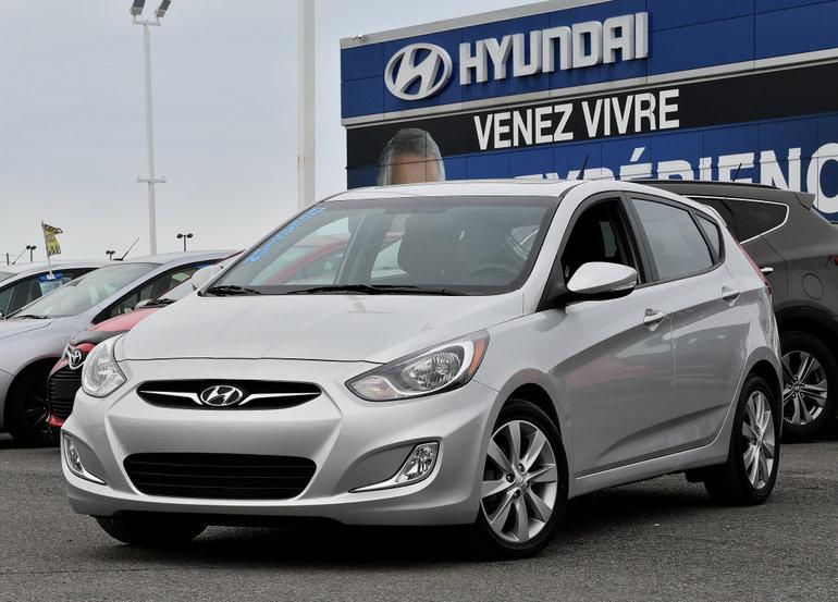 2014 Hyundai Accent GLS  **TOIT OUVRANT+BLUETOOTH**
