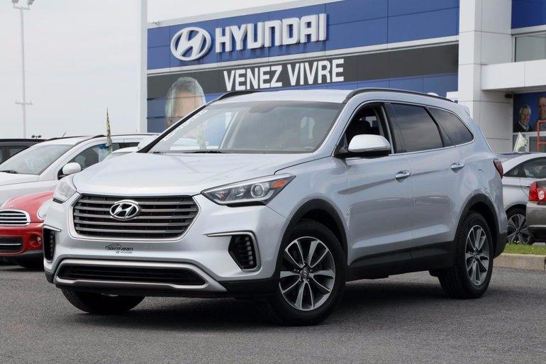 Hyundai Santa Fe XL Premium AWD 7 PASSAGERS 2017
