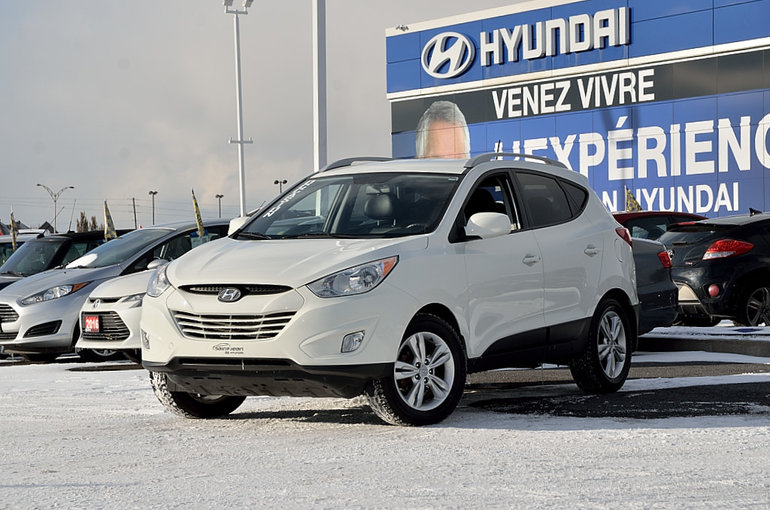 2011 Hyundai Tucson GLS SIÈGES CHAUFFANTS