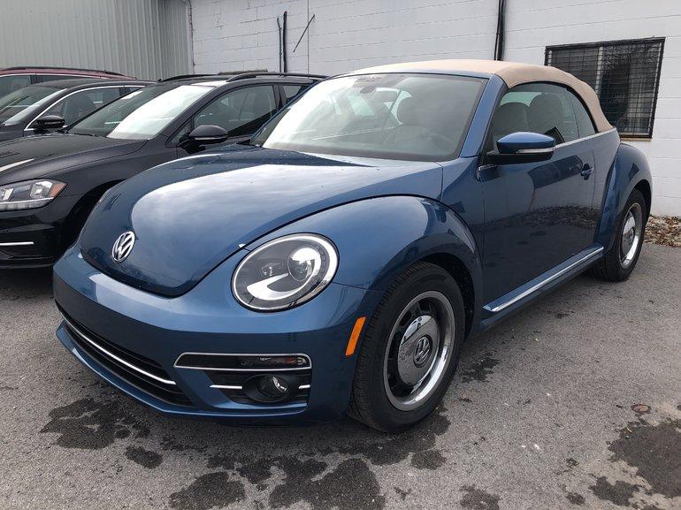 2018 Volkswagen Beetle Convertible COAST AUTO