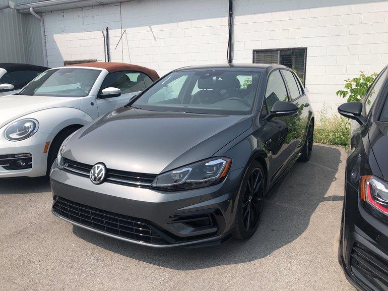 New 2019 Volkswagen Golf R 5-DOOR DSG Grey - $48313 0