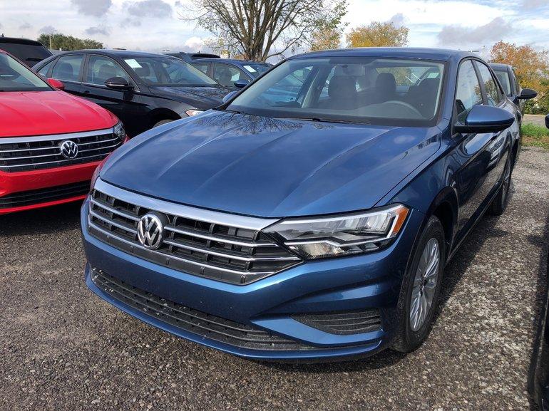 2019 Volkswagen Jetta COMFORTLINE MANUAL