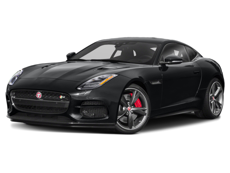 2020 Jaguar F-TYPE Coupe Coupe 550hp R AWD