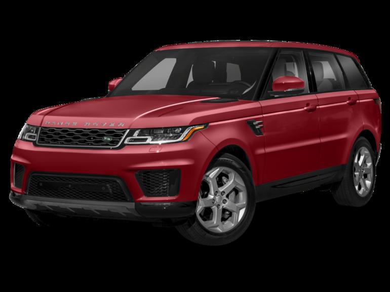 2019 Land Rover Range Rover Sport V8 Supercharged SVR (2)