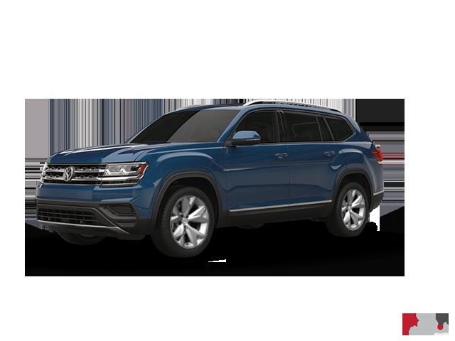 2018 Volkswagen Atlas Trendline 2.0T 8sp at w/Tip