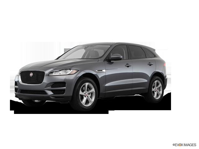 Jaguar F-Pace 30t AWD Premium 2018
