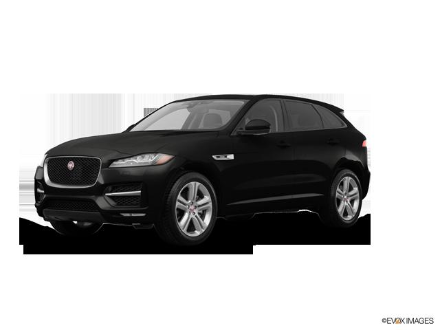Jaguar F-Pace 25t AWD R-Sport (2) 2018