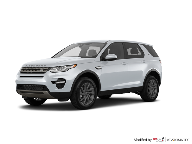 2018 Land Rover DISCOVERY SPORT 237hp SE