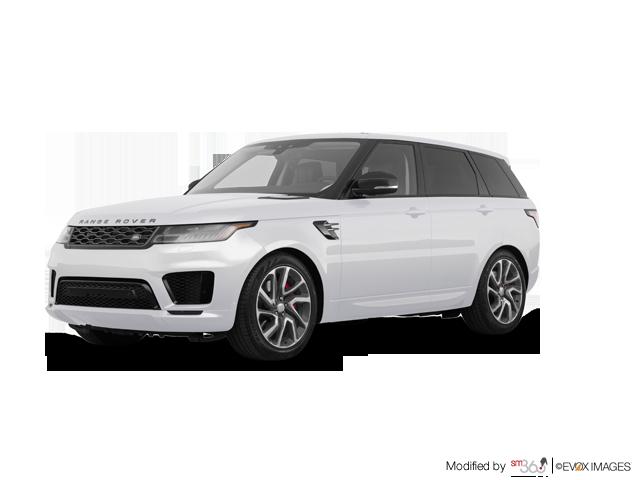 2018 Land Rover Range Rover Sport V6 HSE Dynamic