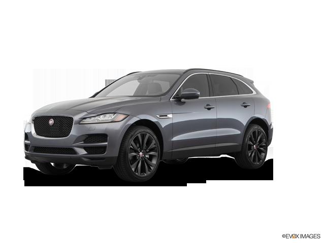 Jaguar F-Pace 30t AWD Prestige 2019