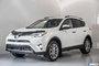 2017 Toyota RAV4 Limited AWD+ BLUETOOTH+ TOIT+ NAV+ JBL+ SIEGES CHA