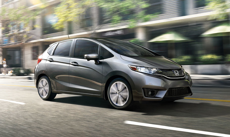 Honda Fit 2016: a favorite among city dwellers