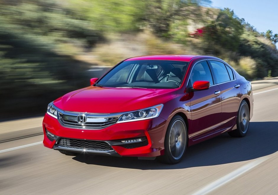 2016 Honda Accord: Always a Winning Choice