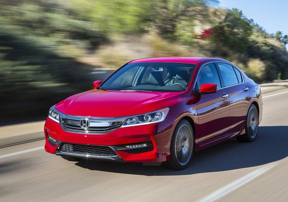 2016 Honda Accord: Always a Winning Choice