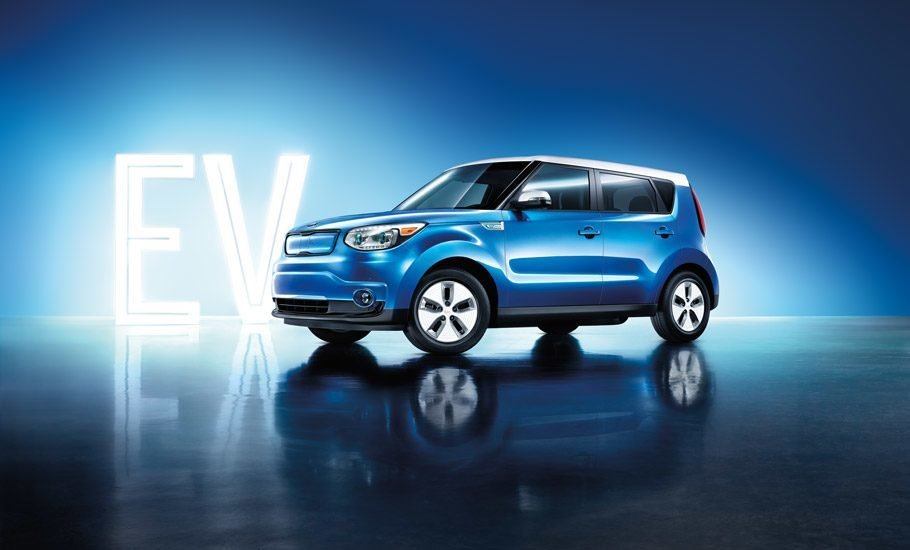 2016 Soul EV: Technologically Advanced