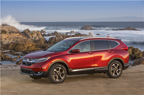 The 2018 Honda CR-V Reviews are out