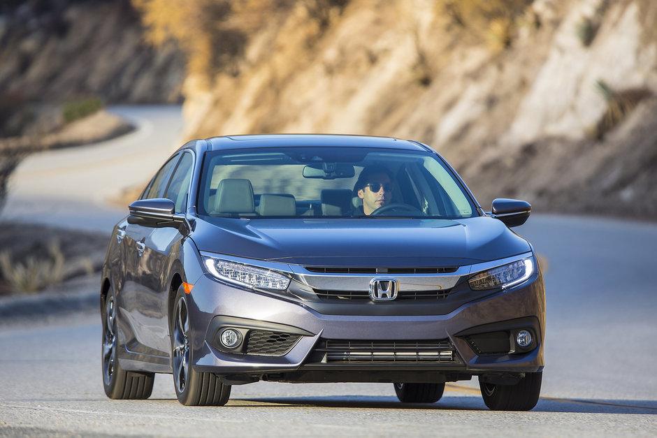 Une nouvelle version Sport pour la Honda Civic 2019