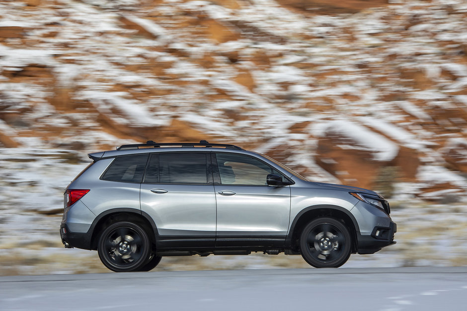 2019 Honda Passport Versions, Trims, and Models