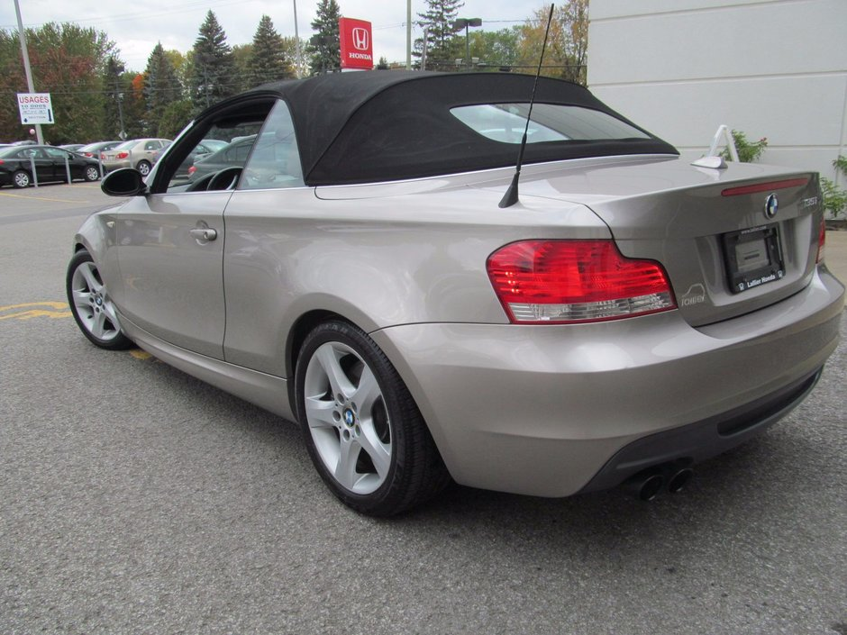 2008 BMW 135i Twin turbo-a voir absolument