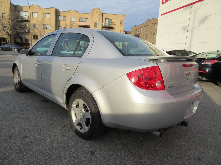 pre owned 2008 chevrolet cobalt lt lallier honda montreal. Black Bedroom Furniture Sets. Home Design Ideas