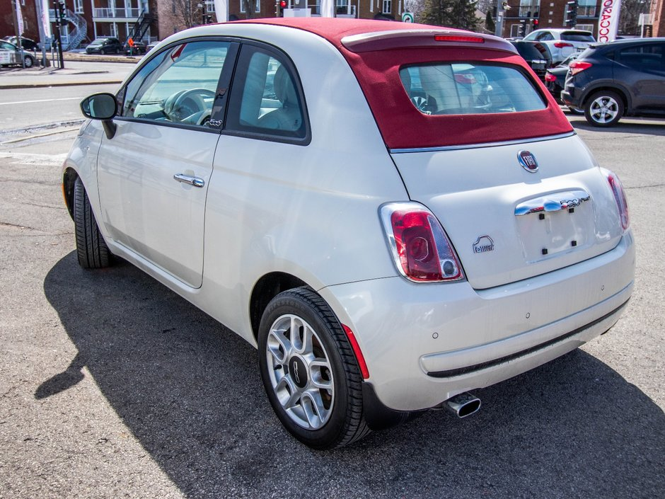 pre owned 2012 fiat 500c pop pneus hiver pneus t lallier honda montreal in montr al. Black Bedroom Furniture Sets. Home Design Ideas