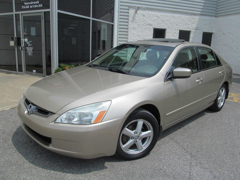 2003 Honda Accord EX L