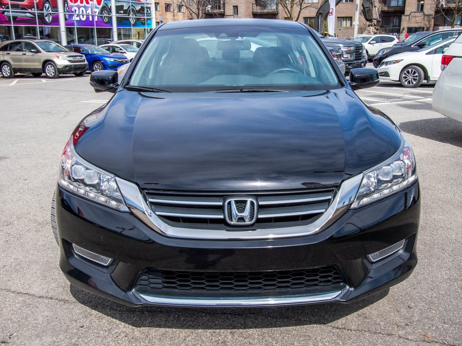pre owned 2013 honda accord touring lallier honda montreal. Black Bedroom Furniture Sets. Home Design Ideas