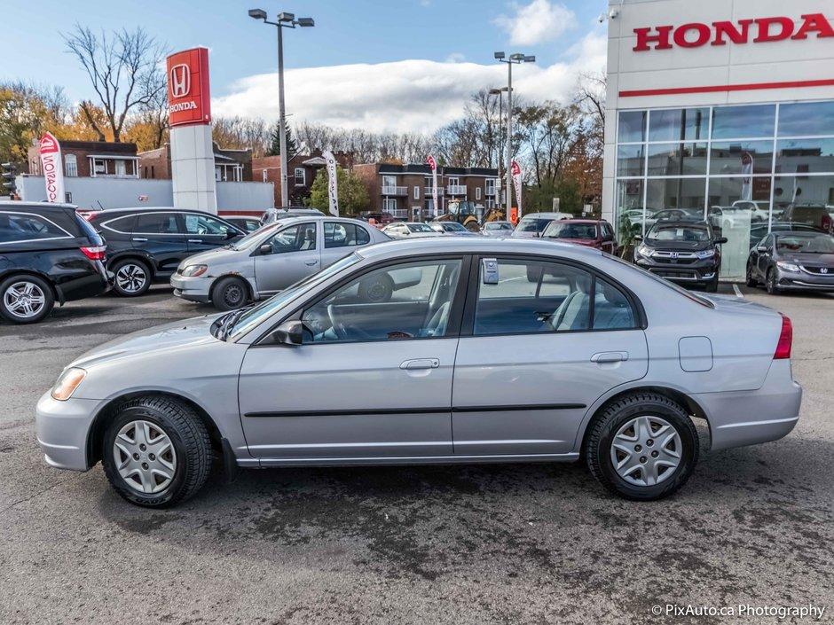 2003 Honda Civic DX G