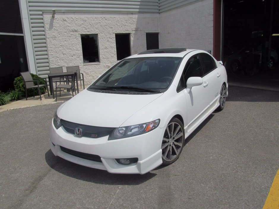 2011 Honda Civic SI Édition HFP,Véhicule Unique